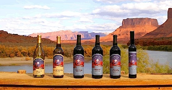 Local Moab Winery